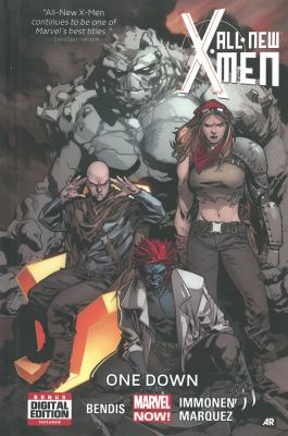 All-new X-Men. 5, One down