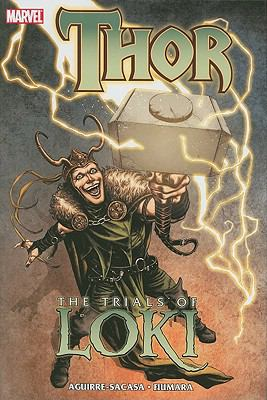 Thor. The trials of Loki