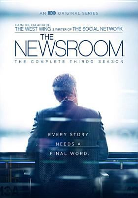 The newsroom. The complete third season