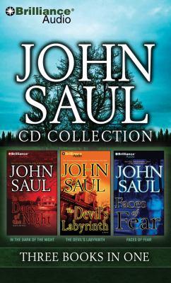 John Saul CD collection. [4]