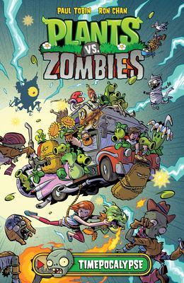 Plants vs. zombies. Timepocalypse