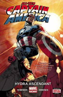 All-new Captain America. 1, Hydra Ascendant