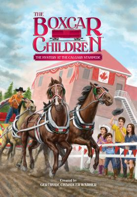The mystery at the Calgary Stampede