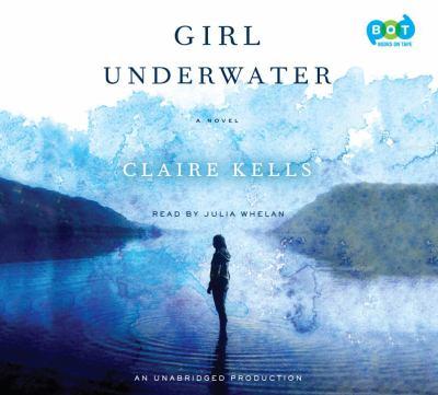 Girl underwater /