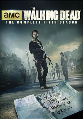 The walking dead. The complete fifth season