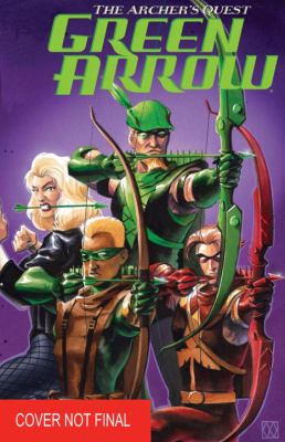Green Arrow : the archer's quest deluxe edition