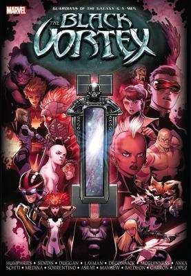 Guardians of the galaxy & X-Men : the Black Vortex.