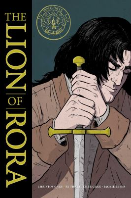 The lion of Rora / written by Christos Gage, Ruth Fletcher Gage ; illustrated by Jackie Lewis.