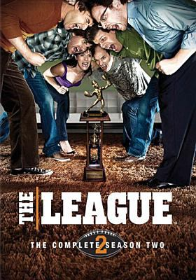 The league. The complete season two