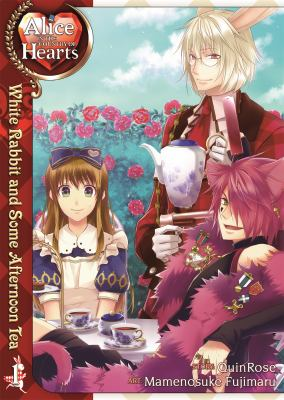 Alice in the country of hearts : white rabbit and some afternoon tea. Part 1