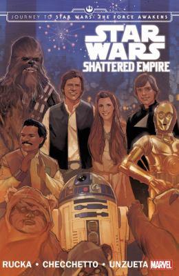 Star Wars : shattered empire