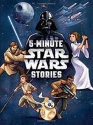 5-minute Star Wars stories.
