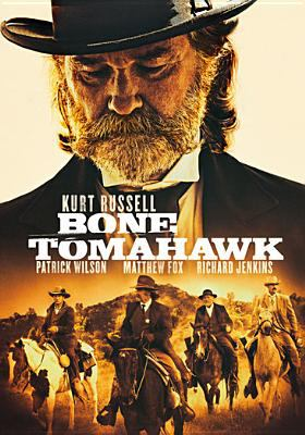 Bone Tomahawk / Caliber Media presents in association with the Fyzz Facility and Realmbuilder Productions, a Dallas Sonnier & Jack Heller production ; a film by S. Craig Zahler ; produced by Dallas Sonnier & Jack Heller ; written and directed by S. Craig Zahler.
