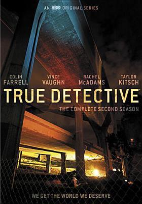 True detective. The complete second season