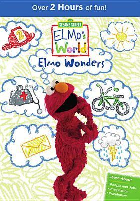 Elmo's world. Elmo wonders.