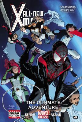 All-new X-Men. 6, The ultimate adventure / Brian Michael Bendis, writer ; Mahmud Asrar, artist ; Marte Gracia, colorists, with Jason Keith (#31) ; Cory Petit, letterer.