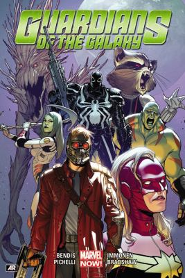 Guardians of the Galaxy. Vol. 2 / written by Brian Michael Bendis ; illustrated by Sara Pichelli [and others].