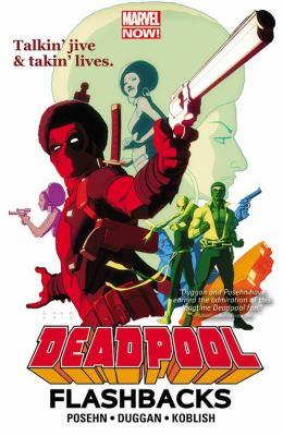 Deadpool. Flashbacks