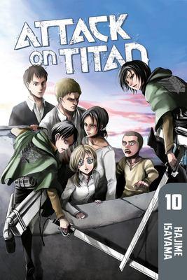 Attack on Titan. 10