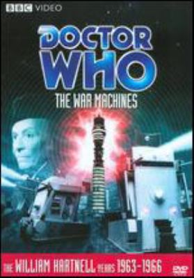 Doctor Who. The War Machines
