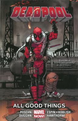 Deadpool. Vol. 8, All good things