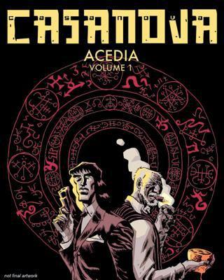 Casanova : Acedia. Volume 1