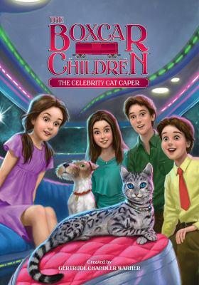 Celebrity cat caper