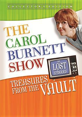 The Carol Burnett show. The lost episodes : treasures from the vault.