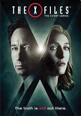 The X-files : the event series.