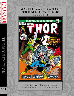 The mighty Thor. Volume 12