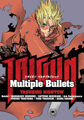 Trigun. Multiple bullets