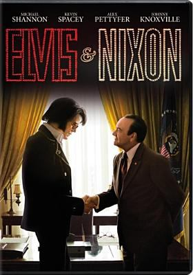 Elvis & Nixon / Amazon Studios presents ; an Elevated Films & Holly Wiersma production ; a Johnny Mac and David Hansen production ; in association with Benaroya Pictures ; produced by Holly Wiersma, Cassian Elwes, Cary Elwes ; written by Joey Sagal & Hanala Sagal and Cary Elwes ; directed by Liza Johnson.