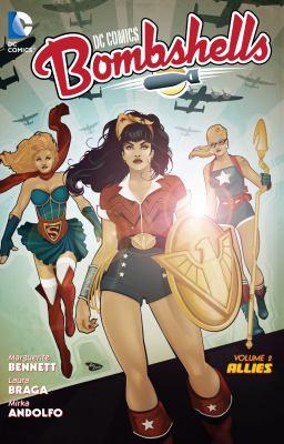 DC Comics: Bombshells. Volume 2, Allies