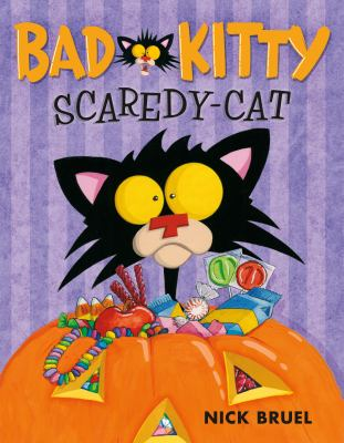 Bad Kitty, scaredy-cat