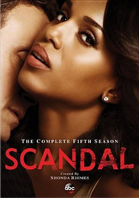 Scandal. The complete fifth season