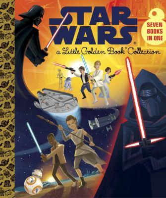 Star Wars : a Little Golden Book collection.