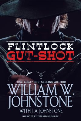 Flintlock. Gut-shot