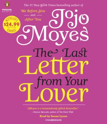 The last letter from your lover : a novel
