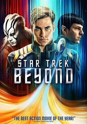 Star trek. Beyond  / Paramount Pictures and Skydance present a Bad Robot/Sneaky Shark/Perfect Storm Entertainment production ; a Justin Lin film ; produced by J.J. Abrams, Roberto Orci, Lindsey Weber, Justin Lin ; written by Simon Pegg & Doug Jung ; directed by Justin Lin.