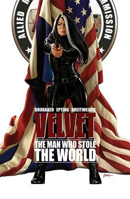 Velvet. Volume 3, The man who stole the world