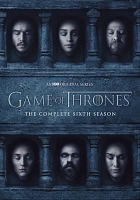 Game of thrones. The complete sixth season