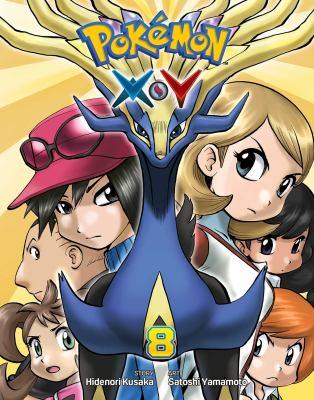 Pokémon XY. 8