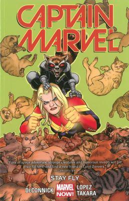 Captain Marvel. Vol. 2, Stay fly