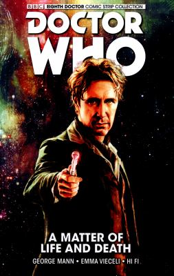 Doctor Who : the eighth doctor