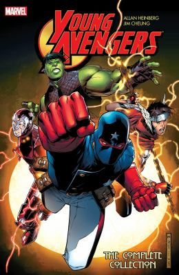Young avengers. Vol. 1 : the complete collection