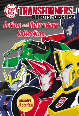 Transformers Robots in Disguise : action and adventure collection