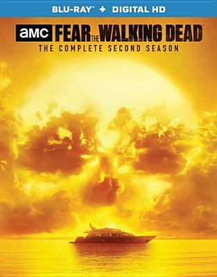 Fear the walking dead. The complete second season