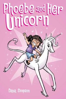 Phoebe and her unicorn. [1]