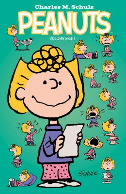 Peanuts. Volume eight / classic Peanuts strips by Charles M. Schulz ; colors by Justin Thompson & Katherine Efird.