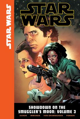 Star Wars. Showdown on the Smuggler's Moon. Volume 3